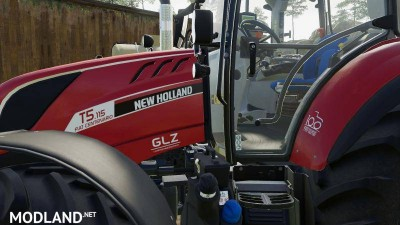 [FBM Team] New Holland T5 Series v 1.0, 3 photo